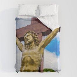 Crucifixion of Jesus Comforters