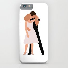 Johnny and Frances Dirty Dancing movie 80s iPhone Case