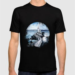 Here to guide you T-shirt
