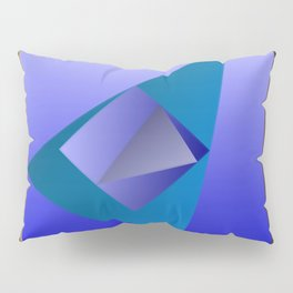 The blue pic ... Pillow Sham