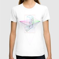 sandra dieckmann T-shirts featuring Sandra by MENAGU'