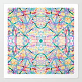 Sublime Summer Art Print
