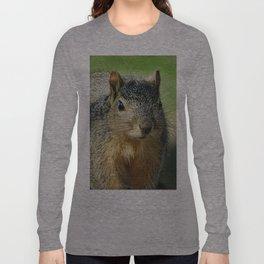 Squirrel at the Park Long Sleeve T-shirt