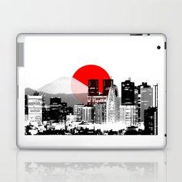 Modern Japan - Tokyo - Shinjuku Laptop & iPad Skin