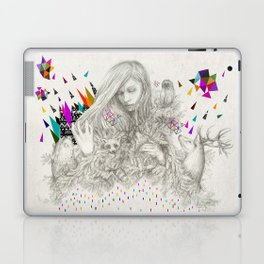 ECHOES by Peter Striffolino and Kris Tate Laptop & iPad Skin