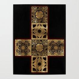 Lament Configuration Cross Poster