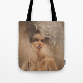 The Egg-lady Tote Bag