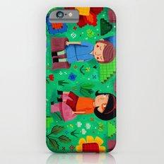 Pixel Garden iPhone 6s Slim Case