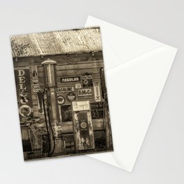 Antiqued Antiques Stationery Cards