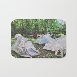 Tent City •Appalachian Trail Bath Mat