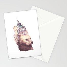 Czesky Bear Stationery Cards