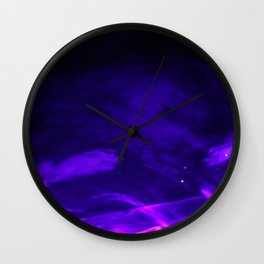 Waterlicht Wall Clock