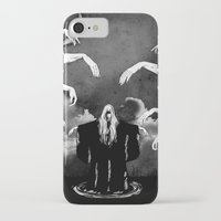 witchcraft iPhone & iPod Cases featuring Witchcraft by Merwizaur