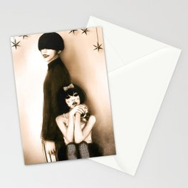 The Dahlia Twins Stationery Cards