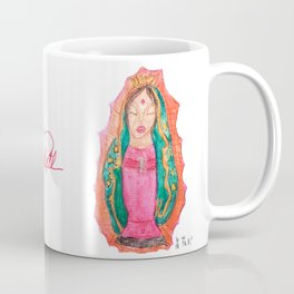 Guadalupe Coffee Mug