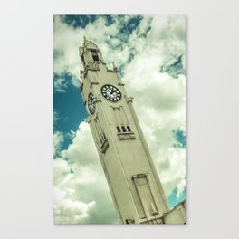 Tour de l'Horloge Canvas Print