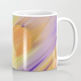 """Catch the Sun #1 – Sequel #1"" Oil Painting Coffee Mug"