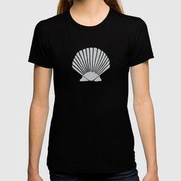 Light Grey Seashell T-shirt
