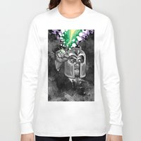 magneto Long Sleeve T-shirts featuring MAGNETO X by BlackKirby1