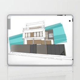 Stilt house Laptop & iPad Skin