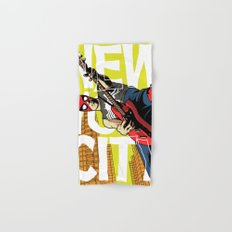 New York City Hand & Bath Towel
