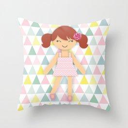 Liz Throw Pillow