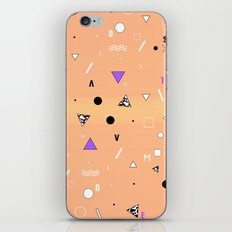 NEW WAVE CHEMISTRY  iPhone & iPod Skin