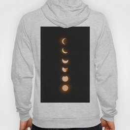 moon phases bright moon crescent moon astronomy night sky solar eclipse magic wicca lunar calendar Hoody