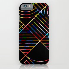 Rainbow Whackadoodle Slim Case iPhone 6s