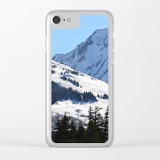 Back-Country Skiing  - I Clear iPhone Case