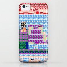 > NES v3 Slim Case iPhone 5c
