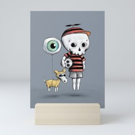 Skull Kid Mini Art Print