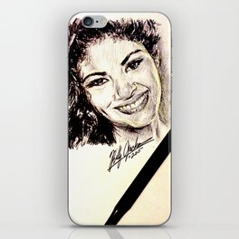 MEXICAN SINGER iPhone Skin