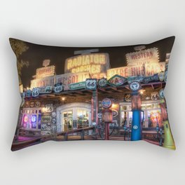 Radiator Springs Rectangular Pillow