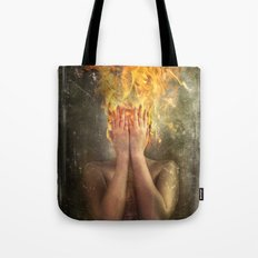 Perish the Thought Tote Bag