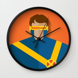 Ciclope Wall Clock