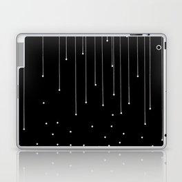 WHITE LITTLE RAIN Laptop & iPad Skin