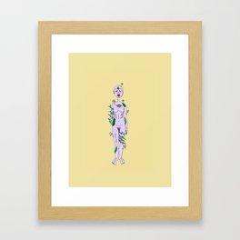 The Healer: Vol II Framed Art Print