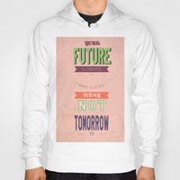 word Hoodies featuring WORD by Anthony Morell