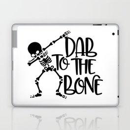 Dab To The Bone Laptop & iPad Skin