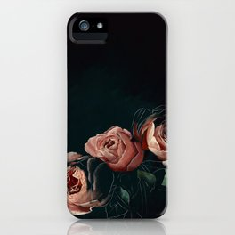 All The Pretty Flowers No. 1 iPhone Case