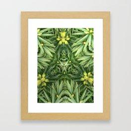 Celtic Yuletime Framed Art Print
