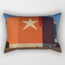 The American drive-in Rectangular Pillow