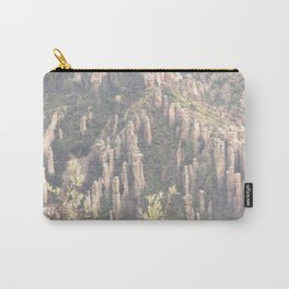 Chiricahua National Monument, No. 5 Carry-All Pouch