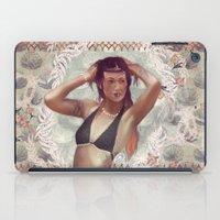 venus iPad Cases featuring VENUS by Galvanise The Dog