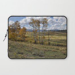 Lamar Valley in the Fall - Yellowstone Laptop Sleeve