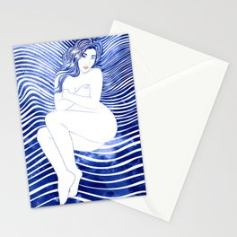 Water Nymph XLII Stationery Cards