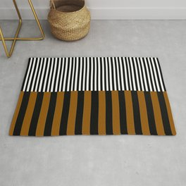 Different Sides (yellow) Rug