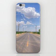 Lonesome Road iPhone & iPod Skin