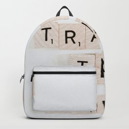 Travel the world Backpack